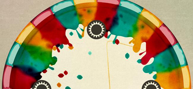 インクが飛び散るピンボール「INKS.」は最短クリアも延々プレイも面白い!