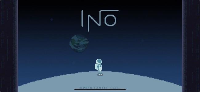 極限の惑星探査。電池と体力が無くならない様に少しずつ調査を進めて地図を作ろう。未知の惑星で伊能忠敬に思いを馳せる「INO」
