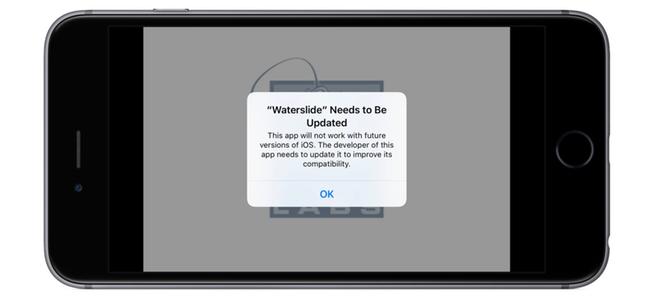 iOS 10.3では古いアプリ起動時に強めの警告、iOS 11では64bit未対応のアプリは起動しなくなるかも