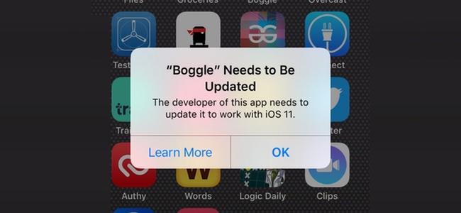 iOS 11で32bitアプリはダウンロード・起動が不可で完全終了へ。Macアプリも2018年1月から段階的に廃止を予定