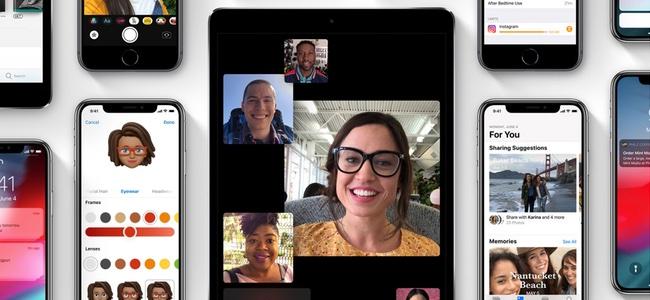 iOS 12の機能の一つ、最大32人のビデオ通話ができる「Group FaceTime」がiOS 12リリース時には間に合わず後日アップデートでの追加に