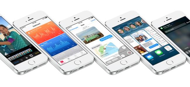 【iOS 8を総おさらい】ウィジェット機能やサードパーティ製キーボード解禁へ!