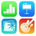 GarageBandが無料!?iPhotoやKeynoteなどApple製アプリがフラットデザインに変更!