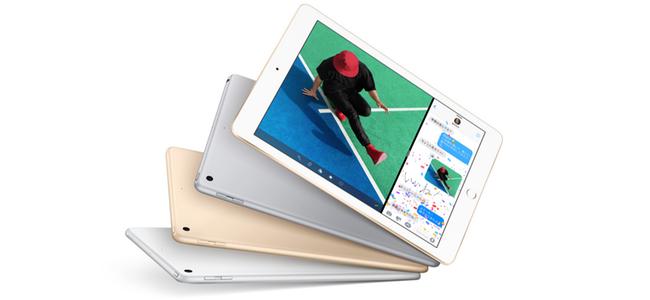 新しく発表されたiPadの正式名称は「iPad (5th generation)」。Appleの技術仕様ページから判明
