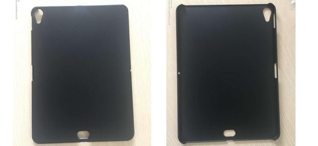 新iPad Pro用のケースとされる写真が登場。新型のSmart Connector用の穴が搭載?