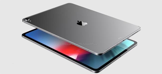 新型iPad Proはホームボタン、ノッチ無しでコネクタはUSB-Cに変更か。Apple Pencilにも新型の噂