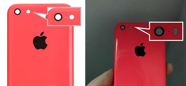 4インチ「iPhone 6c」のリアパネルとされる画像がリーク