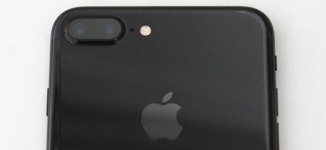 iPhone 7 Plusでズーム時に望遠レンズを使っているか確認する方法