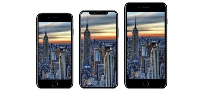 iPhone 8とiPhone 7s/7s Plusの発表は9月の5か6日に行われ、15日か22日に発売か