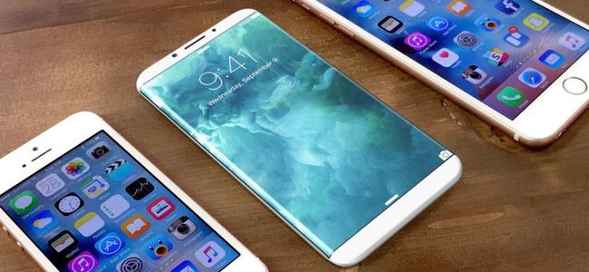 次のiPhone 8はプラスチック製の曲面有機ELディスプレイ?
