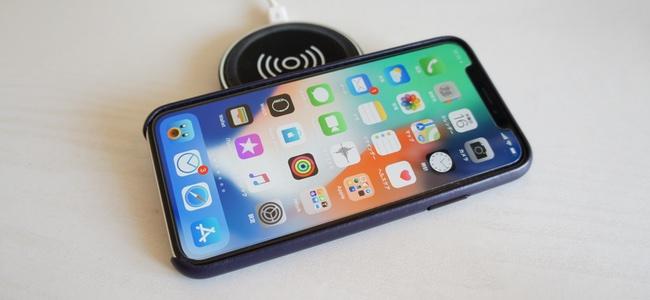 iPhone X、iPhone 8/8 Plusの高速ワイヤレス充電はそこまで早くない!?2時間の充電で通常との差は7%