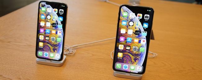 今年のiPhone XS/XS Max/XRは全て減産か。すでに噂されていたXRはさらに減産の方向の可能性