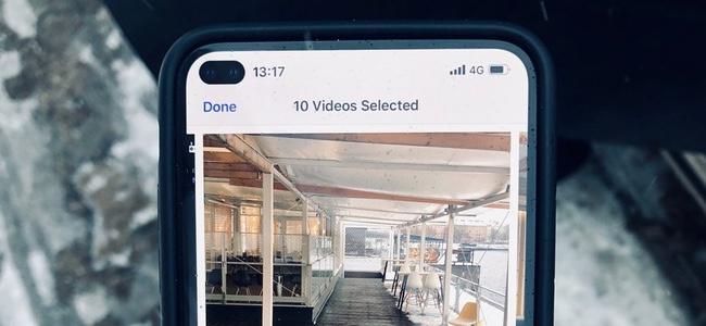 2020年のiPhoneは前面カメラ部分がディスプレイに穴が開いたようなパンチホールタイプのデザインに?
