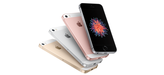 iPhone SEのストレージ容量が刷新。16GBと64GBから32GBと128GBのラインナップに変更