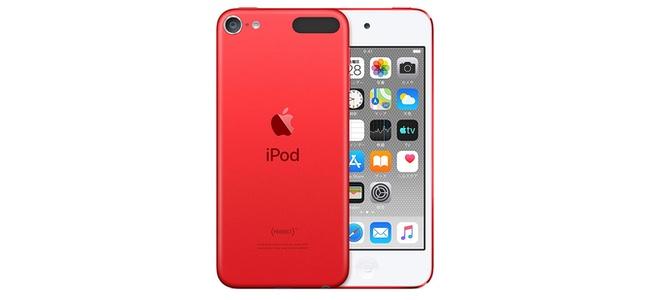 Amazonで最新の「iPod touch」の(PRODUCT)REDカラーが27%の大幅ポイント還元を実施中