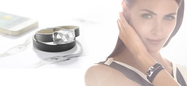 iPhoneと連携して紫外線から身を守る!ハイテクブレスレット「June」でお肌の老化対策