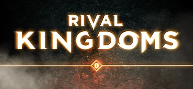 世界中のプレイヤーと協力し、時に戦え。そして自分の王国を築け!MMO「ライバル・キングダム 」