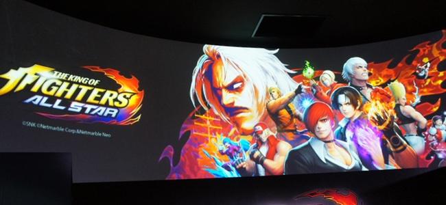 KOFが本格的なアクションRPGへ。「THE KING OF FIGHTERS ALLSTAR」が正式に発表!発表会&実機プレイレポート