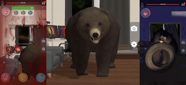 そりゃそうなるよね。リアルな熊と生活することで頻繁に集中治療室にお世話になる、かつてない本格派の育成ゲーム「くまといっしょ」
