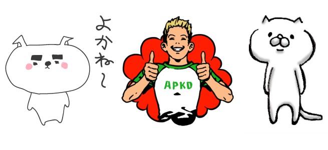 【厳選LINEクリエイターズスタンプ】方言スタンプの人気が急上昇「アメリカンポップ関西弁」「九州の犬「鉄矢」第一弾」ほか