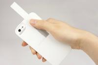 装着するだけでWi-Fiの感度がグンとアップする、iPhone 5専用ケース『LINKASE』発売!