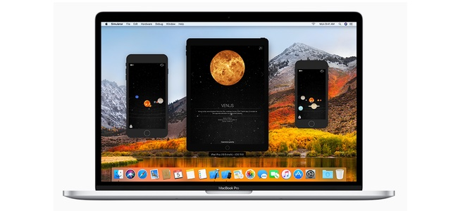 今年リリースされるmacOS 10.14ではMacでiPadアプリの起動が可能に?