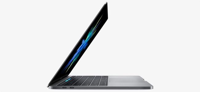 新型MacBook Proではお馴染みの「ジャーン!」という起動音が無くなった