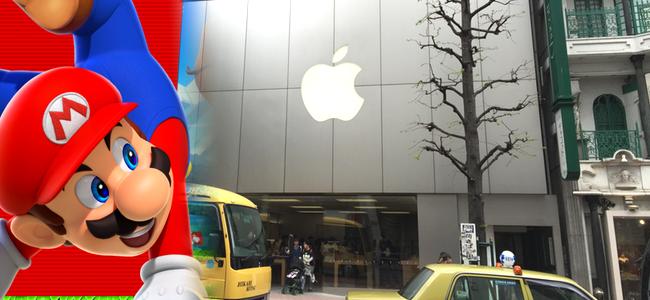 Apple Storeで「スーパーマリオ ラン」の試遊が開始されたので遊んできた!序盤のステージが体験できるぞ!