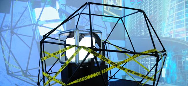 文化庁メディア芸術祭、限定ポータルをハックできる「Ingress」の展示がすごいぞ!