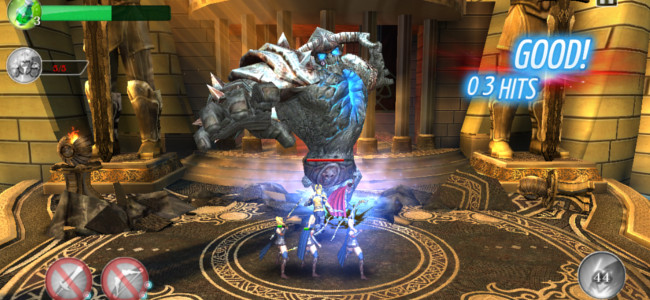人気アメコミ・映画の雷神マイティ・ソーがアクションゲームで降臨!仲間と共に敵をぶっ飛ばせ!