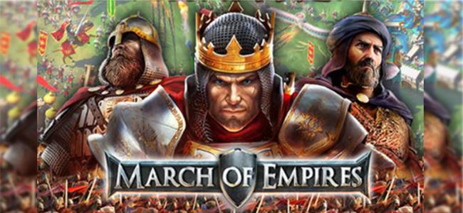 あなたはどの文明を選択し、世界に覇を唱えますか?「マーチ オブ エンパイア」