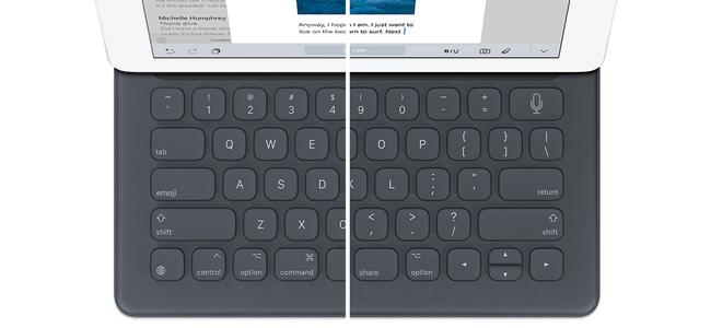 iPad Proで使える次期「Smart Keyboard」は絵文字やSiriが使える専用キーが搭載される?
