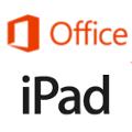 iPad版Officeがリリース予定!iPadさえあればどこでも仕事が出来る時代が到来!?