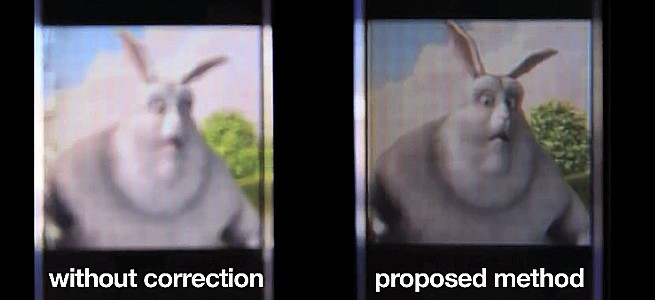 裸眼でもくっきり。ユーザーの視力に合わせて自動調整するディスプレイが開発中