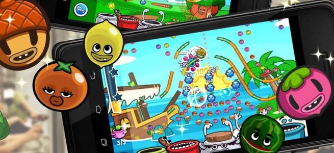 キャンディクラッシュのKingの新作パズル!じわじわと止められなくなる中毒性「パパピンボール」