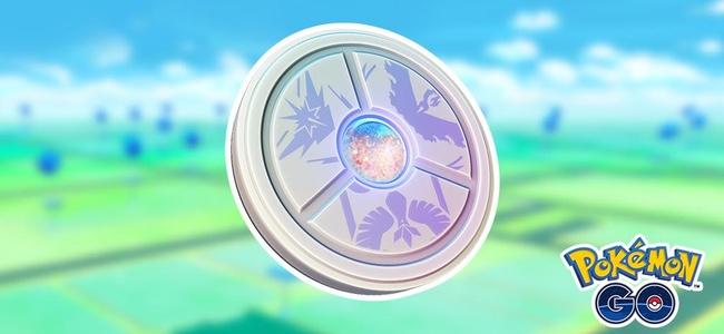 【ポケモンGO】所属チームを変更できる「チームへんこう メダリオン」が2月27日より購入可能に。変更は1年に1回、価格は1000ポケコイン