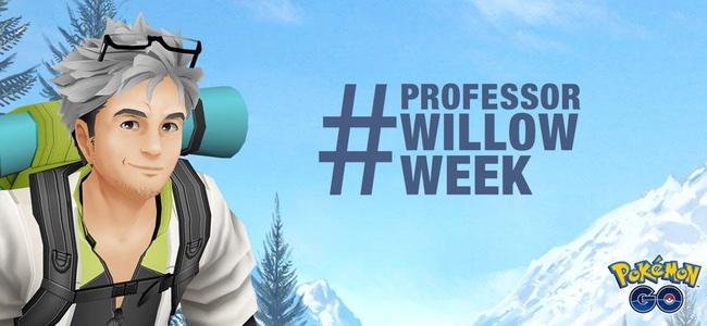 【ポケモンGO】ミュウ発見をお祝いして、まさかの「ウィロー博士ウィーク」が開催。博士のファンアートやコスプレ写真を投稿しよう