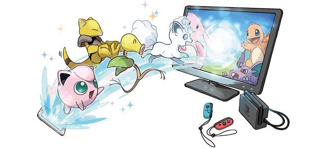 【ポケモンGO】「ポケットモンスター Let's GO!ピカチュウ/イーブイ」との連動内容が明らかに。ポケGOで捕まえたポケモンを連れて行くことが可能