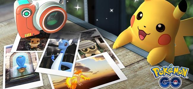 【ポケモンGO】手持ちのポケモンと自由にAR写真を撮影できる「GOスナップショット」機能が近日登場!