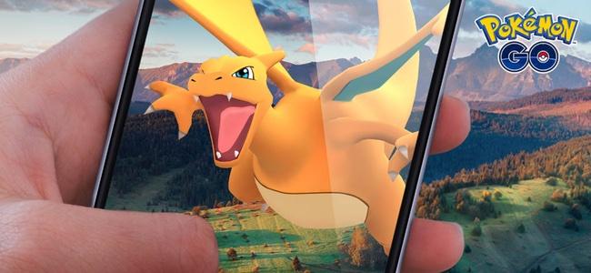 【ポケモンGO】ポケモン捕獲時に近づいたり回り込んだりできる「AR+」が可能に。iOS 11のARKitを活用