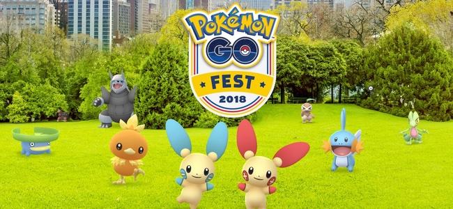 【ポケモンGO】シカゴで開催される「Pokémon GO Fest 2018」のチケット販売が開始。
