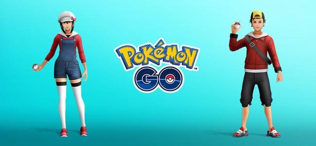 【ポケモンGO】ジョウトウィーク開始を記念して「ポケモン ハートゴールド・ソウルシルバー」の主人公をモチーフにした新衣装が登場!