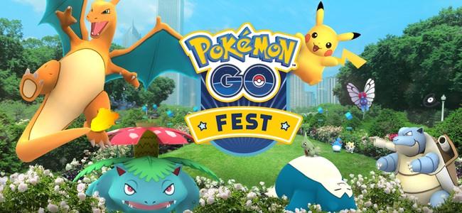 【ポケモンGO】7月22日より行われる「Pokémon GO Fest シカゴ」の様子がTwitchでライブストリーミングされることが発表