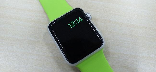 Apple Watchはうかつに省電力モードにするとちょっと後悔するぞ