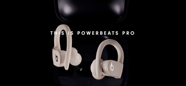 米国Apple Storeで「Powerbeats Pro」の予約が開始