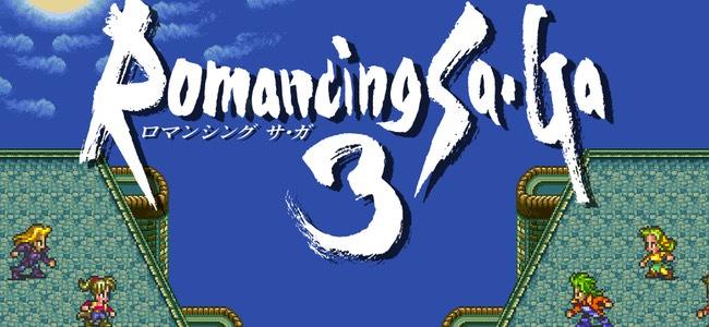 22年の時を経て「ロマンシング サガ3」リマスター版がiOS、Android、PS Vitaで配信決定!