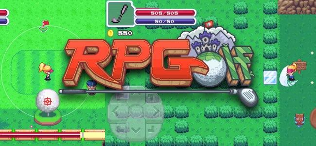 現実ではやっちゃダメよ。ゴルフのラウンドの道すがらモンスターをクラブでしばきながら進むゴルフ×RPG「RPGolf」