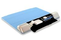 これは絶対欲しい!iPadにピタッとくっつくアクセサリー収容ポッド「Smart Cargo」