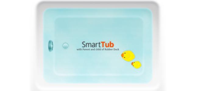 バスタブでアヒルが増殖するアプリ「SmartTub」アップデートでiOS 11、watchOS 4のフルスクリーンに対応。季節のアイテムも追加