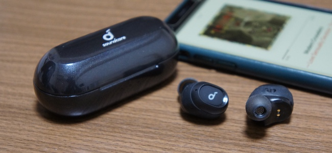 Ankerから超軽量で防水対応、音質もクリア。価格も5千円台と満足度の高い完全ワイヤレスイヤホン「Soundcore Liberty Neo」発売開始